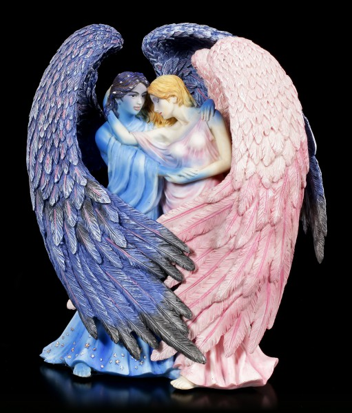 Angel Figurines - Day Surrendering Unto Night