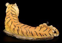 Tiger Figurine - On the Floor