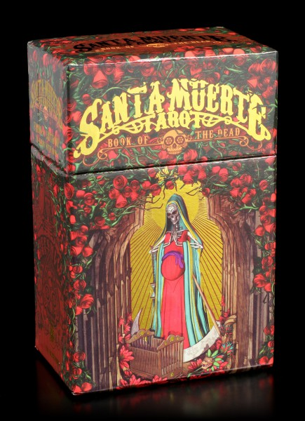 Tarot Cards - Santa Muerte Tarot