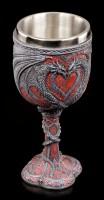 Goblet - Dragon Love