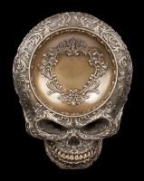 Totenkopf Schale - Baroque Skull