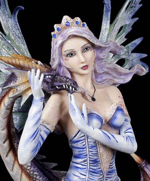 Big Glory Fairy Figurine - Trusted Friends