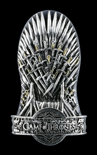 Game of Thrones Magnet - Eiserner Thron