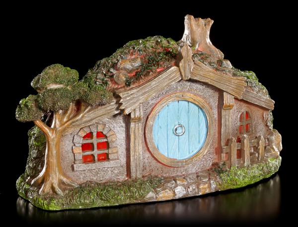 Elfen Häuschen mit LED - Fairy Cottage