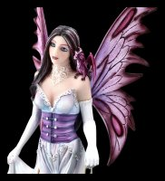 Fairy Figurine with Dreamcatcher - Dream of Dragons
