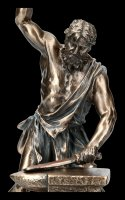 Hephaestus Figurine - Greek God of Fire