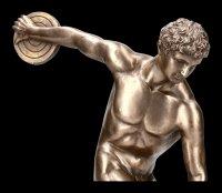 Diskobolos des Myron - Figur