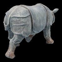 Garden Figurine - Rhinoceros