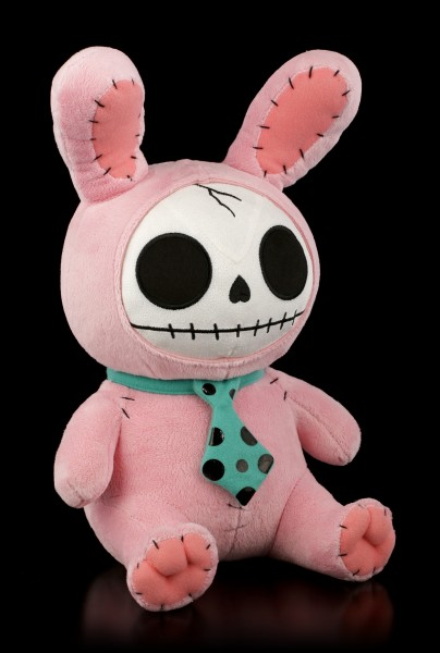 Furry Bones Plüschfigur - Pink Bun-Bun
