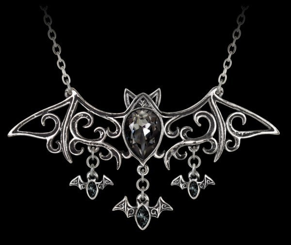 Viennese Nights - Alchemy Gothic Necklace