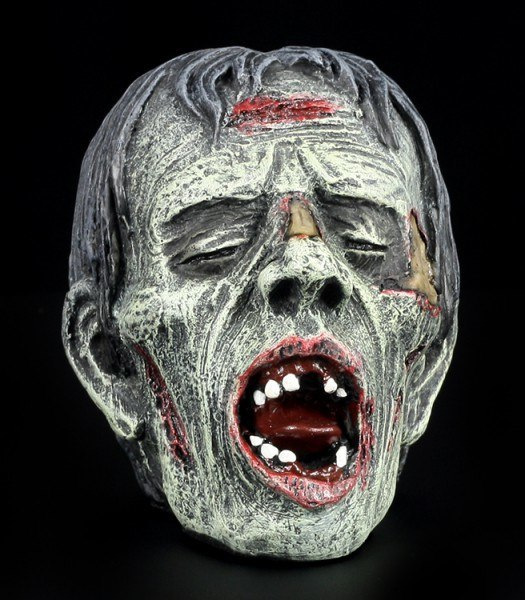 Zombie Schädel