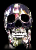 Colourful Day of the Dead Skull - Skull Candy
