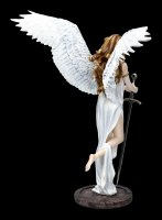Guardian Angel Figurine - Azrael with Letter Opener