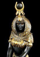 Isis Figure as Warrior