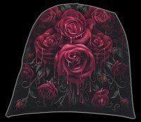 Beanie - Blood Rose