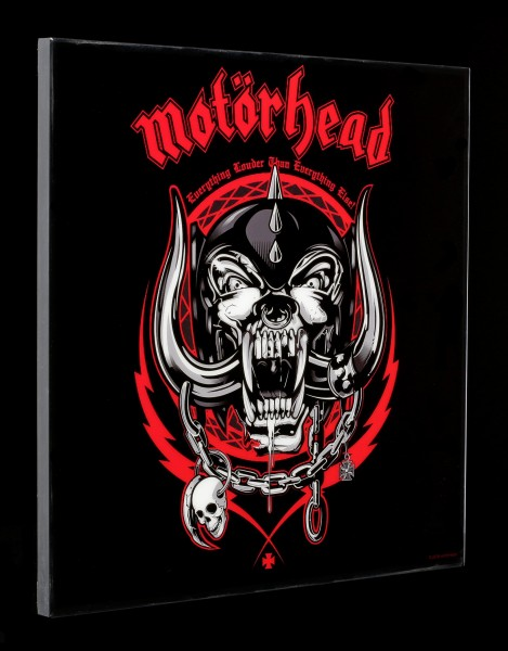 Motörhead Crystal Clear Picture - Everything Louder