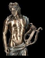 Apollo Figur - Sonnengott mit Lyra