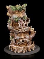 Backflow Incense Cone Holder - Forest Elders