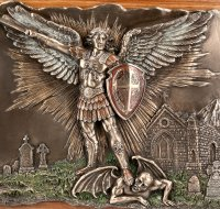 Wall Ornament - Archangel Michael