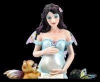 Schwangere Elfen Figur - Mothers Love