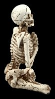 Yoga Skelett Figur - Anjali Mudra