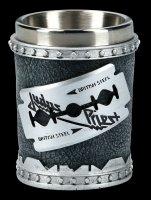 Judas Priest Shot Glass - British Steel