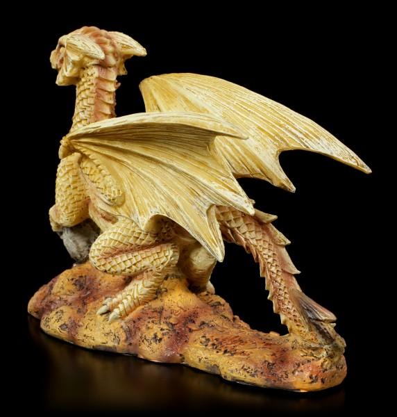 Baby Desert Dragon Figurine