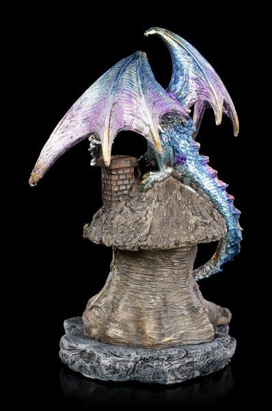 Dragon Incense Cone Holder - Hot Smoke