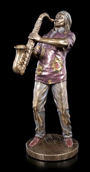 Musiker Figur - Jazz Saxophonist