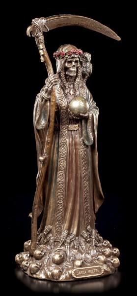 Santa Muerte Figur - Reaper mit Sense