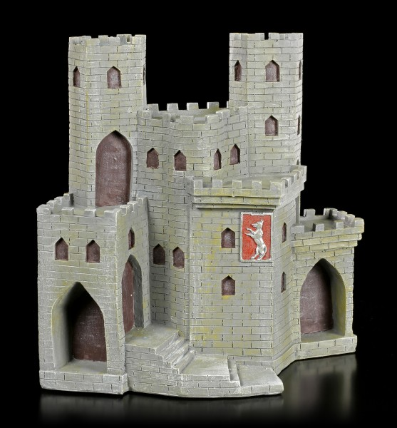 Knight's Castle Display for Knight Figurines