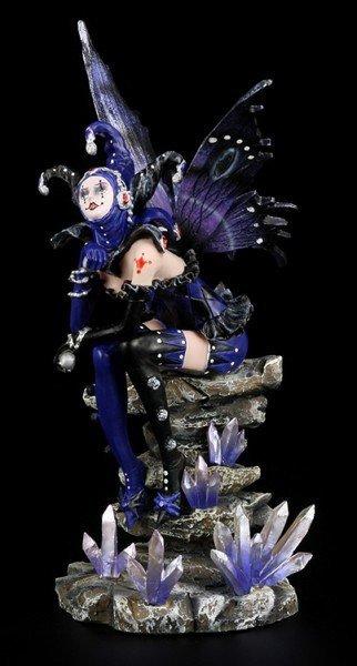 Harlekin Elfen Figur - Mystique