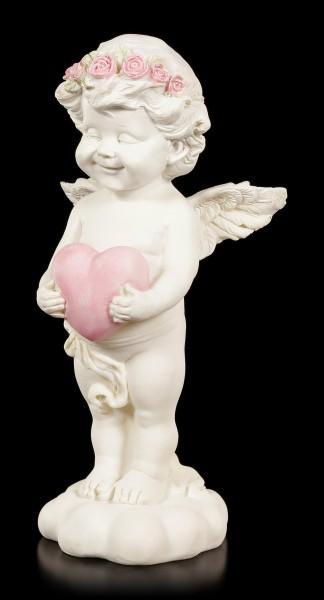 Engel Figur - Mein Herz für dich