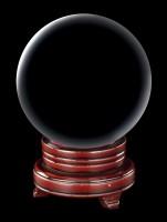 Crystall Ball with Base - 15 cm