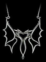 Alchemy Gothic Necklace - Dragon Consort