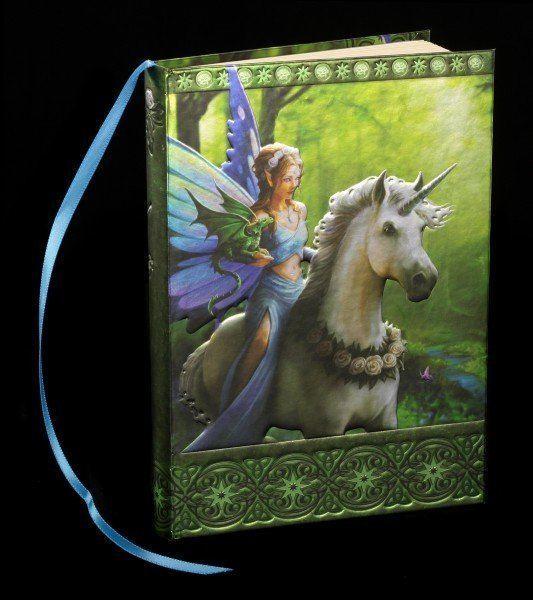 Hochwertiges Hardcover Notizbuch - Realm of Enchantment
