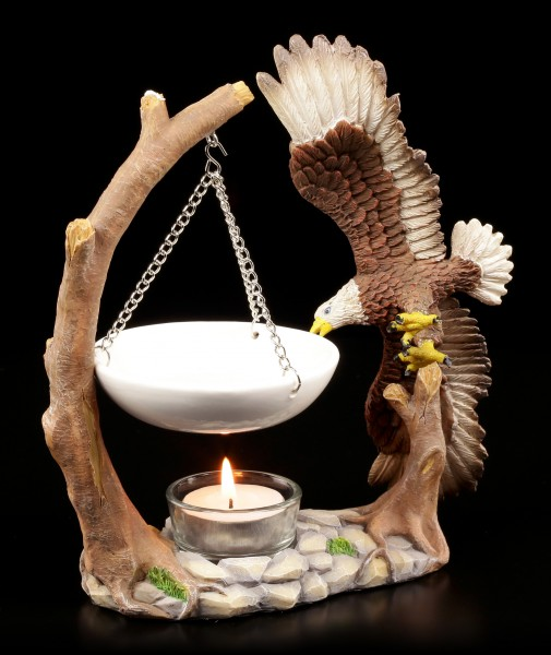 Oil Burner - Eagle Approaching