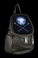3D Backpack - Owl And Crossed Wands