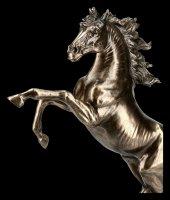 Pferde Figur - Wildes Pferd bäumt sich auf