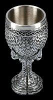 Fantasy Goblet - Dragon Claw Grey Scale