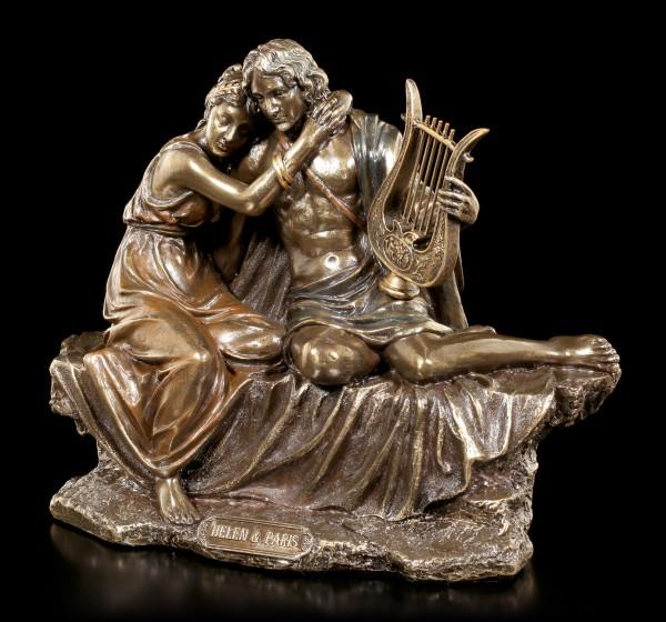 Helena and Paris Figurine