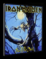 Iron Maiden Crystal Clear Picture - Fear of the Dark