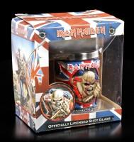 Iron Maiden Schnapsbecher - Trooper
