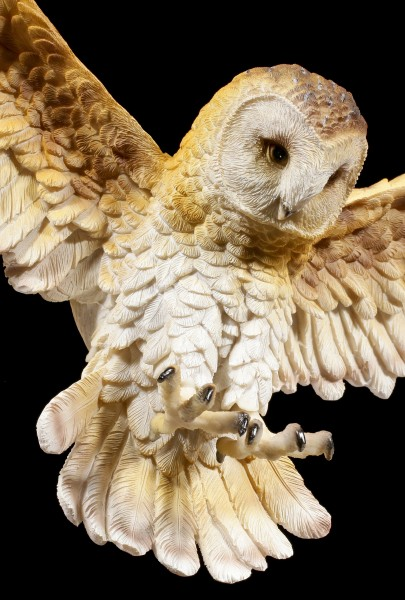 Owl Figurine for Hanging - Wisdom Flight