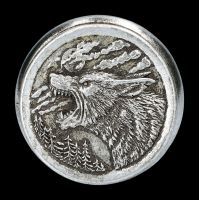 Box - Hour of the Wolf - Antique Silver