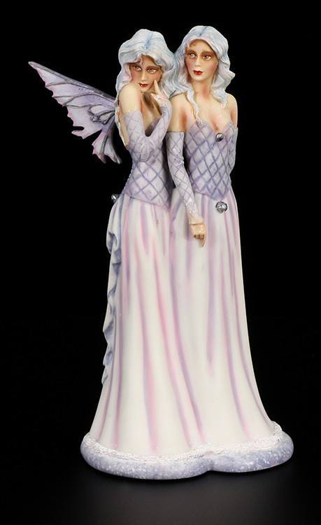 Fairysite Elfen Figur - Sisters Love by Selina Fenech