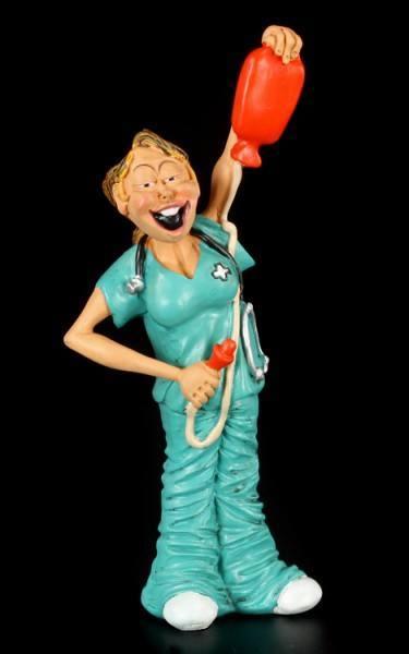 Krankenschwester - Funny Job Figur