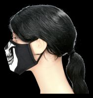 Gesichtsmaske Totenkopf - Skull Face