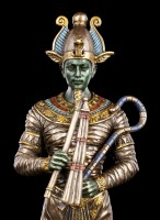 Osiris Figur - Ägyptischer Gott des Jenseits