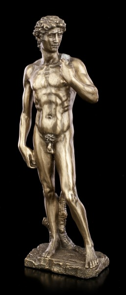David Figurine by Michelangelo small